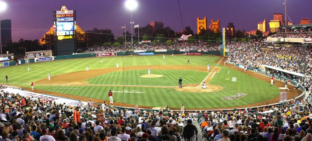 rivercats stadium
