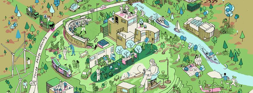 The Park Moderns