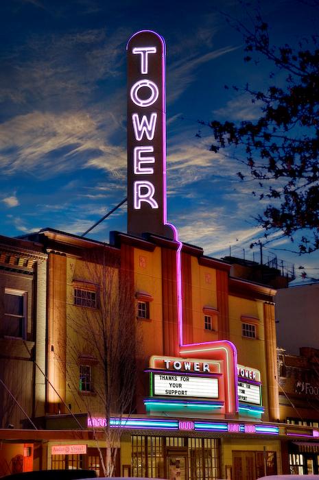 Tower Theatre Sacramento